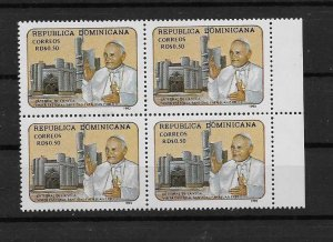 DOMINICAN REPUBLIC STAMPS MNH #AGOP2