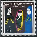 Wallis and Futuna C55 MNH (1974)