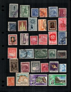 Venezuela  33  different   and used