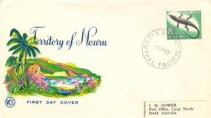 Nauru Scott 52 Label address.