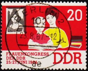Germany(DDR). 1964 20pf S.G.E751 Fine Used