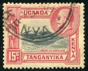 British East Africa Sc#49 Used