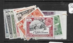 ADEN QU'AITI  (P0704B) SG 41-52   MOG