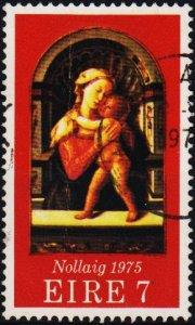 Ireland. 1975 7p S.G.385 Fine Used