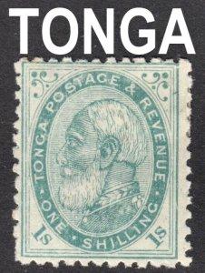 Tonga Scott 5  F+  mint OG HH.