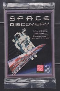 USPS Packet of Space Discovery Stampers Savers Cards for Scott 3238-3242