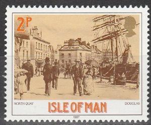 Isle Of Man #321  MNH (K580)