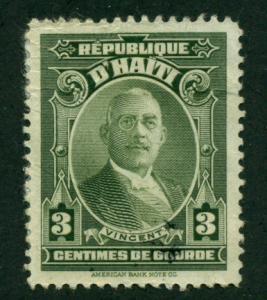 Haiti 1939 #326 U SCV(2018)=$0.25