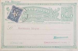 A) 1911, EL SALVADOR, POSTAL STATIONARY, CENTENARY OF THE INSURRECTION OF 1911,