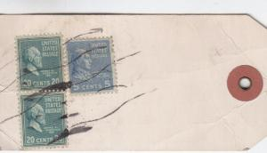 193X, Shipping Tag: North Minneapolis to Kasson, MN, See Remark (26738)