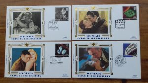 Great Britain 1996 The 100th Anniversary of Motion Pictures FDC