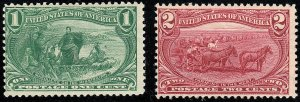 U.S. 285-290 FVF MH (71719)