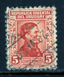 Uruguay 356 Used