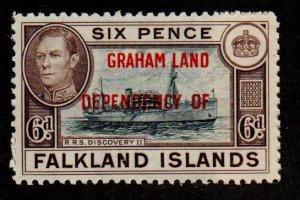 Falkland Is. Depend. 2L6 MH
