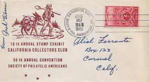 United States, Event, Virginia, Stamp Collecting