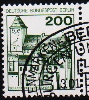 Germany(Berlin).1977 200pf S.G.B524 Fine Used