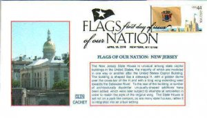 Glen Cachets 4308 FOON New Jersey Capitol