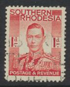 Southern Rhodesia  SG 41  SC# 43   Used   see details