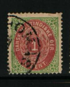 Danish West Indies1874 Scott 5 used fvf scv$30.00 BIN $14.99