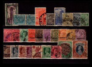 India 28 Used, with faults - C2960