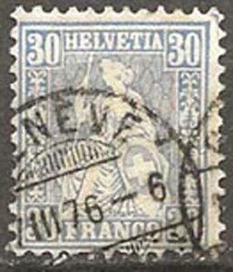 Switzerland 56 u