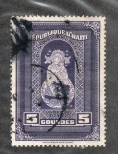 Haiti - Sc# 348 Used  /  Lot 0319048