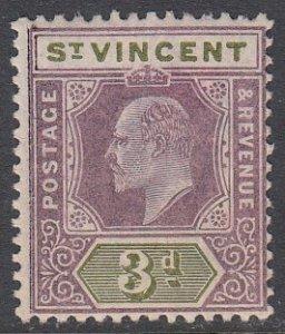 St. Vincent 74 MH CV $5.50