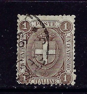 Italy 73 Used 1896 issue
