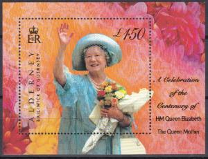 Alderney 154 MNH (2000)