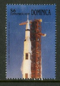 DOMINICA 1200 MH FROM SS SCV $7.00 BI8N $2.75  SPACE