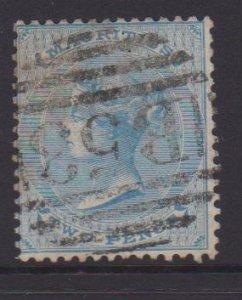 Mauritius Sc#33 Used