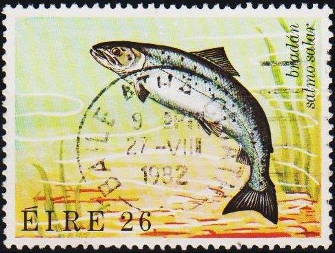 Ireland. 1982 26p S.G.522 Fine Used