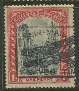 STAMP STATION PERTH Bahamas #71 Queens Staircase Issue Wmk.4 Used CV$3.00