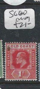 GOLD COAST   (P2306B)  KE  1 D  SG  60   MOG