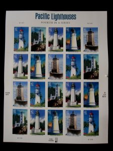 US - SCOTT# 4150a - PANE 20 - MNH - CAT VAL $24.00 (_4)
