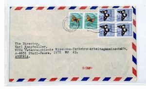 CM171 1978 *TANZANIA* Air Mail MIVA Missionary Cover