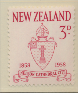 New Zealand Stamp Scott #322, Mint Hinged - Free U.S. Shipping, Free Worldwid...