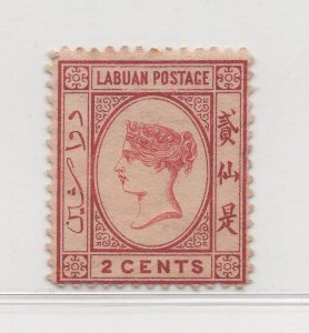 Malaya Labuan - 1892-93 - SG39 - 2c - MH #664
