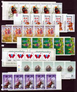 #1333//1395 - Thailand Booklets (Mint NEVER HINGED) cv$84.00