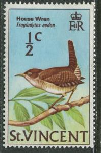 St Vincent - Scott 279 - Birds Issue -1969 - MNH - Single 1/2c Stamp
