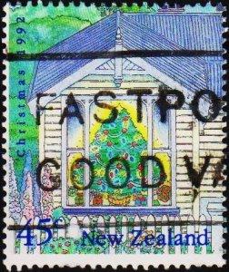 New Zealand. 1992 45c S.G.1702 Fine Used