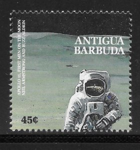 Antigua Mint Never Hinged [8219]