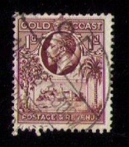 GOLD COAST Sc 99 KGV Used F-VF