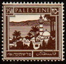 Palestine #82  Mint  Scott $7.50
