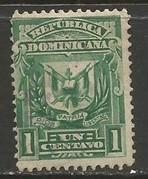 Dominican Republic 88 VFU ARMS K526-7