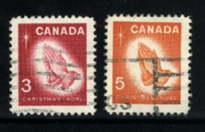 Can #451-52   -2  u   VF 1966 PD