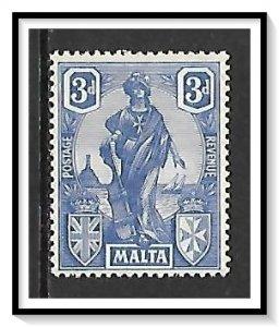 Malta #105 Malta MHR