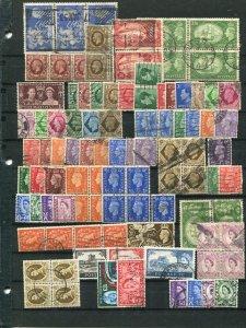 Great Britain/ Ireland  used and mint lot - Lakeshore Philatelics
