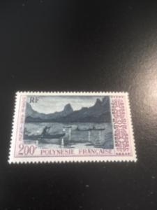 French Polynesia sc C27 MNH