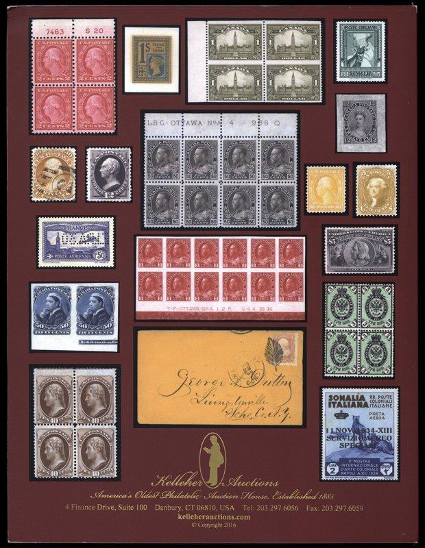 Kelleher auction catalog: Sale 682 - The Flagship Series, April 19-21, 2016